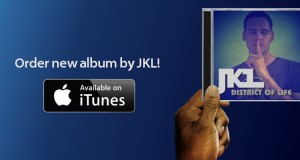 Album District Of Life OUT NOW in iTunes Store!
