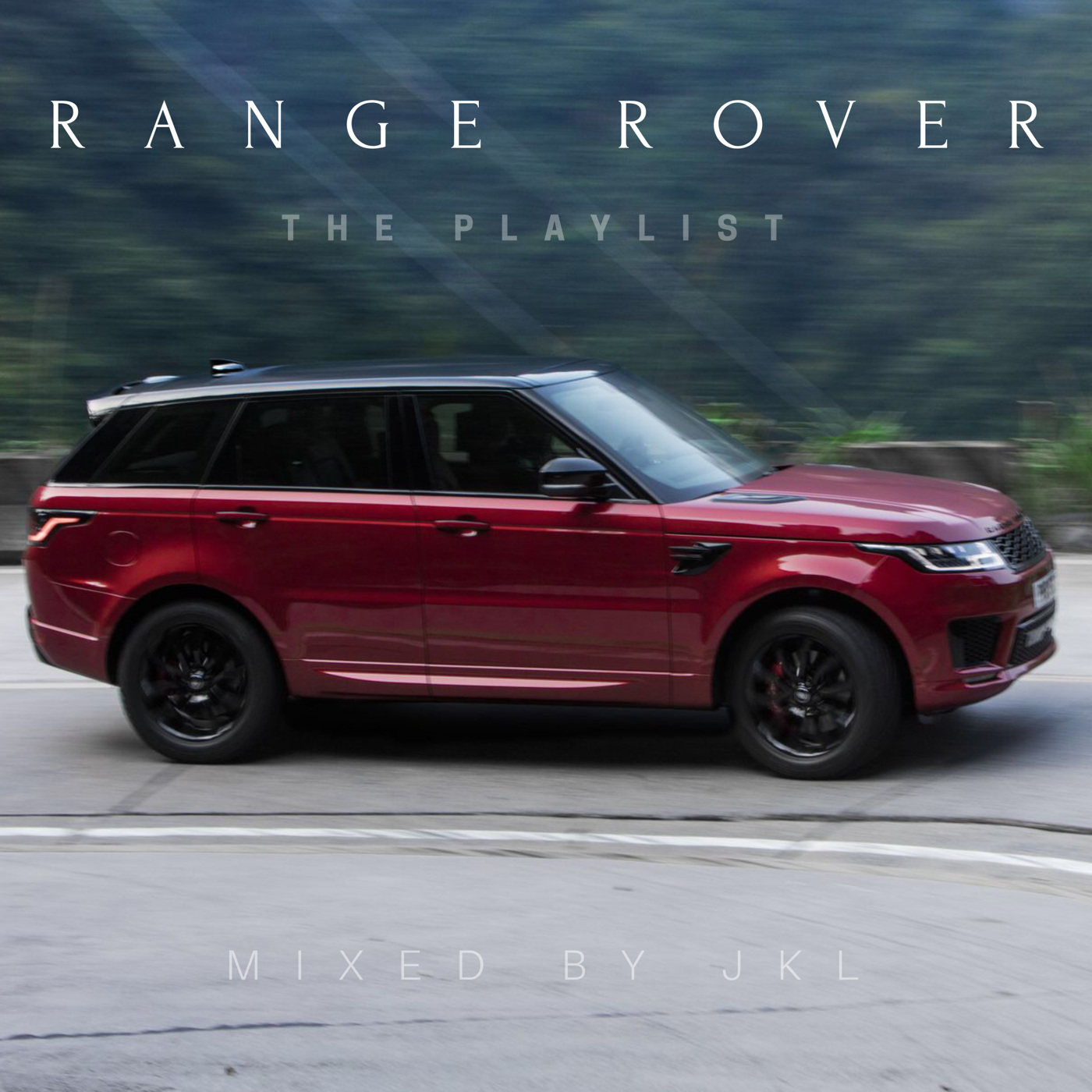 Range Rover: The Playlist